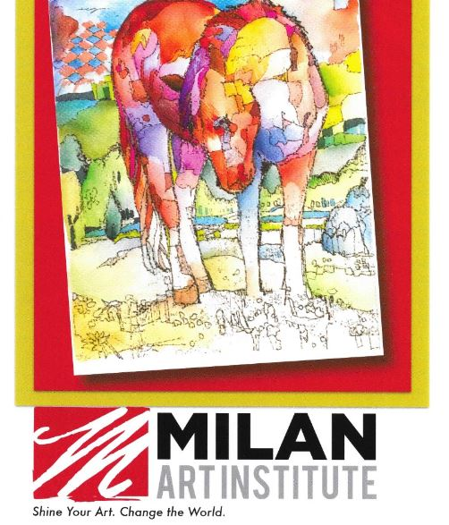 milan art institute cover